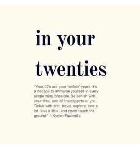 twenties